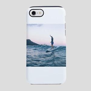 Surfing Paradise iPhone 8/7 Tough Case
