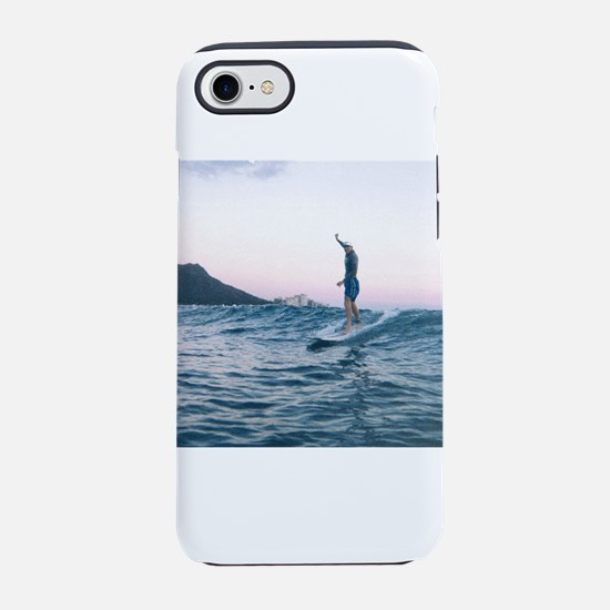 Surfing Paradise iPhone 8/7 Tough Case