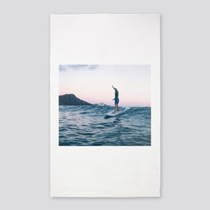 Surfing Paradise Area Rug