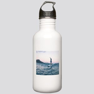 Surfing Paradise Water Bottle