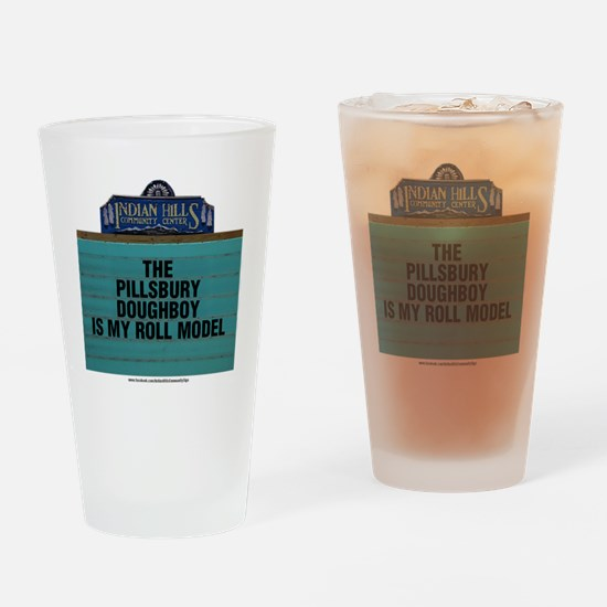 Community Drinking Glass