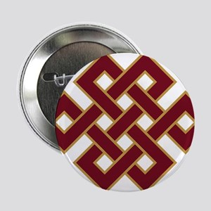 "Endless knot 2.25"" Button"