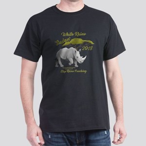 Stop Rhino Poaching - Tribute to Sudan T-Shirt