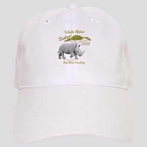 Stop Rhino Poaching - Tribute to Sudan Cap