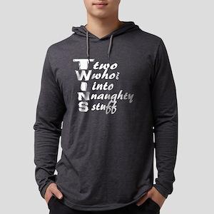 Naughty Twins Long Sleeve T-Shirt