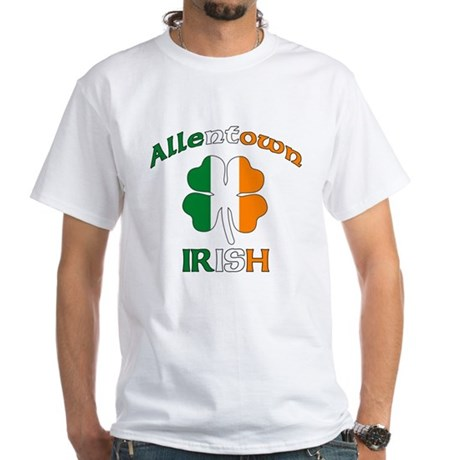 Allentown Irish White T-Shirt