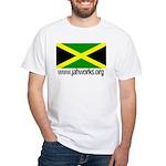 Jahworks Jamaican Flag Men's Classic T-Shirt