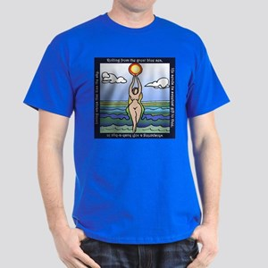 Fertility Goddess Dark T-Shirt