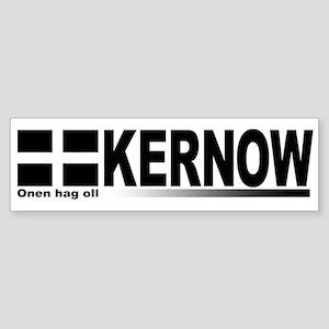 Kernow Bumper Sticker