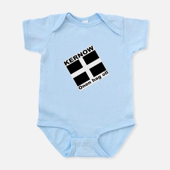 Kernow Infant Bodysuit