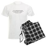 The creation of Welders Men's Light Pajamas