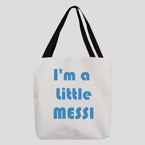Little Messi Polyester Tote Bag