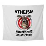 ATHEISM Wall Tapestry