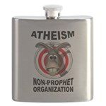 ATHEISM Flask