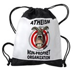 ATHEISM Drawstring Bag