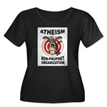 ATHEISM Plus Size T-Shirt