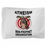Atheism Pillow Sham