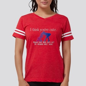 my husband wont mind DARK T-Shirt