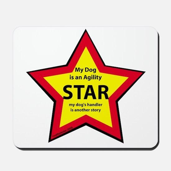 Agility Star Mousepad