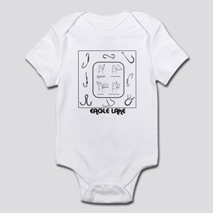 Remove a Hook Infant Bodysuit