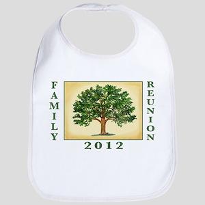 Family Reunion Bib