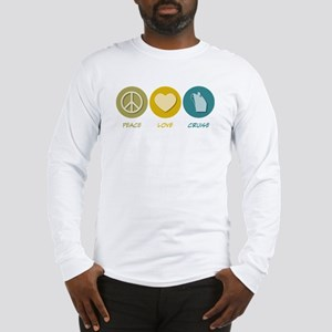 Peace Love Cruise Long Sleeve T-Shirt