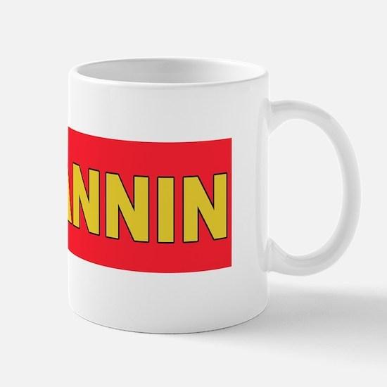 Mannin Mug