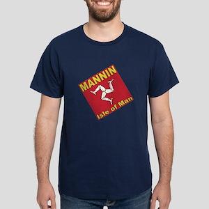 Mannin Dark T-Shirt
