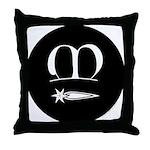 Meridies Populace Throw Pillow