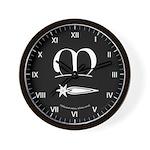 Meridies Populace Wall Clock