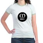 Meridies Populace Jr. Ringer T-Shirt