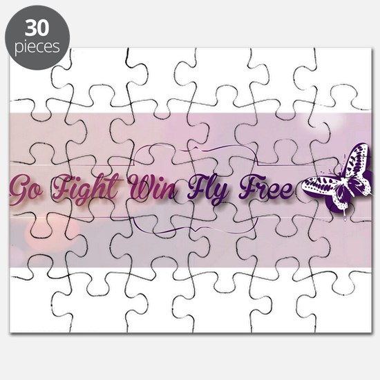 Go Fight Win Fly Free Puzzle