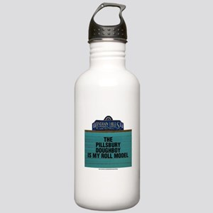 The Pillsbury Doughboy Stainless Water Bottle 1.0L