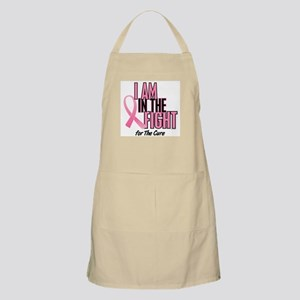 I AM IN THE FIGHT (The Cure) BBQ Apron
