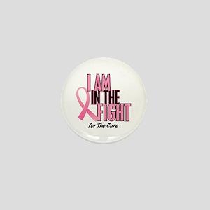 I AM IN THE FIGHT (The Cure) Mini Button