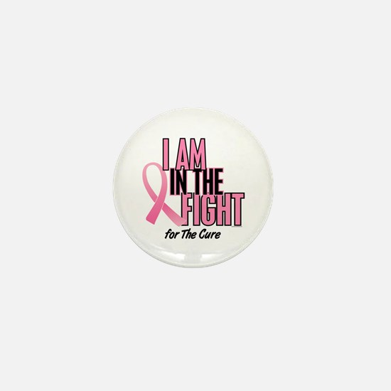 I AM IN THE FIGHT (The Cure) Mini Button
