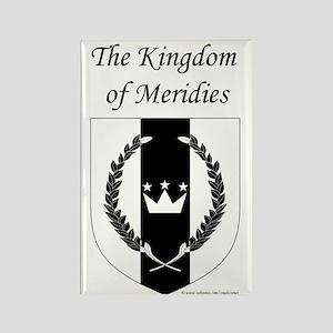 Kingdom of Meridies Rectangle Magnet