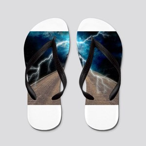 Staircase to Destiny Flip Flops