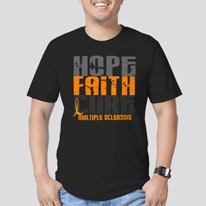 HOPE FAITH CURE MS T-Shirt