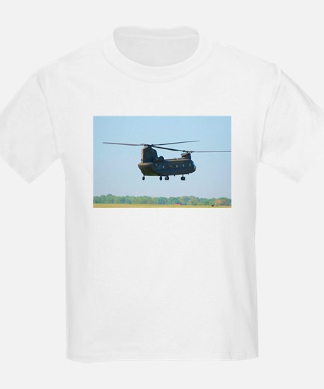 Helicopter Kids T-Shirt