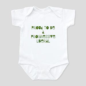 Proud Progressive Liberal Infant Bodysuit
