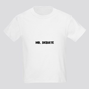 Mr. Debate Kids Light T-Shirt