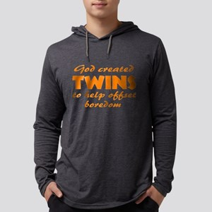 Twins offset boredom Long Sleeve T-Shirt