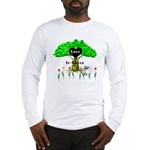 Love Is Green Long Sleeve T-Shirt