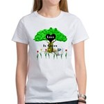 Love Is Green Women's T-Shirt