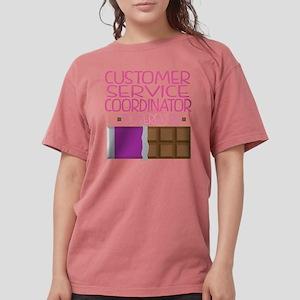 Customer Service Coordinator Women's Dark T-Shirt