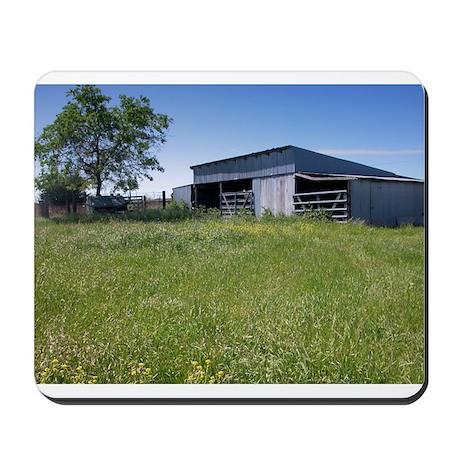 The Barn Mousepad
