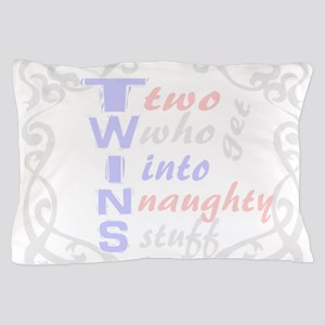 Twins Pillow Case