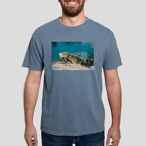 Iguana on Rocks T-Shirt