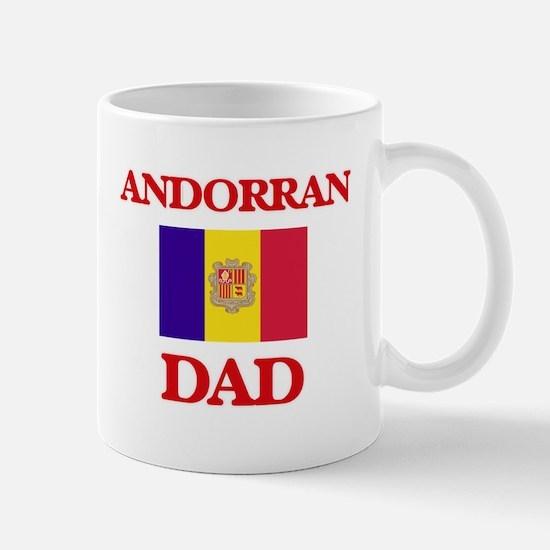 Andorran Dad Mugs
